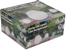 Party valaistus 10kpl LED-palloja