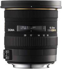 SIGMA AF 10-20 f/3,5 DC EX HSM CANON