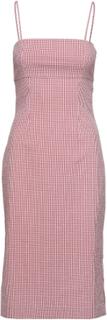 Susa Dress 10839 Knelang Kjole Rosa Samsøe & Samsøe