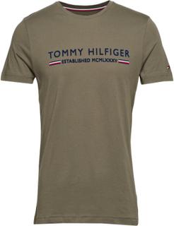 Tommy Hilfiger Essen T-shirt Grøn Tommy Hilfiger