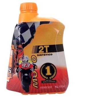 Repsol Moto Sintetico 2T 1 Liter Dunk