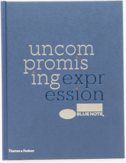 Books - Blue Note - Uncompromising Expression - Blå - ONE SIZE