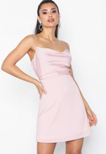 NLY Trend Cami Dress Lys rosa