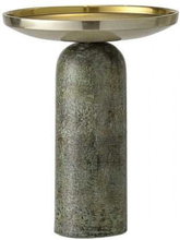 Ljusstake Grön Aluminium 14,5 cm