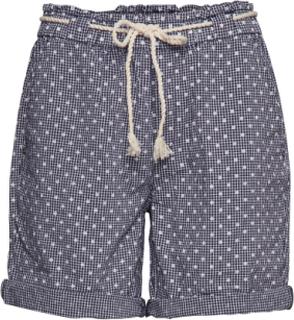 Shorts Woven Shorts Flowy Shorts/Casual Shorts Blå ESPRIT CASUAL