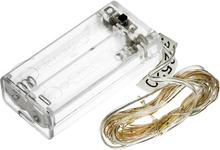 LED Girlang med batteripack - 190 cm