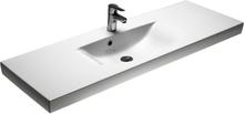 Gustavsberg Tvättställ Logic 5188 Med Blandarhål Med C+