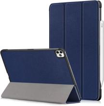 INF Sammenleggbar veske til iPad Pro 11 inch 2020 - mørk blå