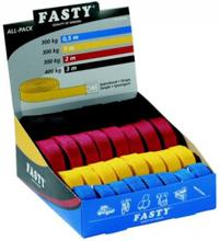 Fasty Pakkrem, blå - 50cm