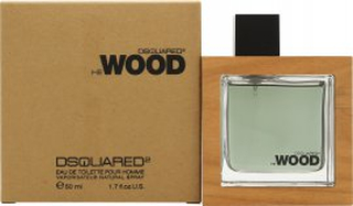 DSquared2 He Wood Eau de Toilette 50ml Sprej