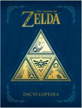Legend of Zelda Encyclopedia (Bok) Bind 3 i The Goddess Collection Trilogy