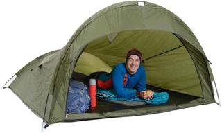 Dovrefjell Backpacker Pro gapahuk, grønn