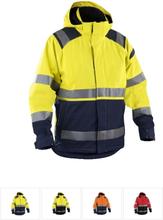 Blåkläder Jacka 49871987-Röd/Svart-S