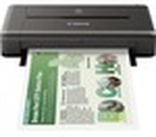 Pixma iP110 (uden blæk) Injekt Photo Printer/mobil trådløs printer Sort