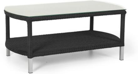 Pomona soffbord Svart 110x60 cm