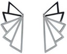 Örhängen, Zhala silver, ONE SIZE