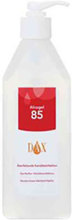 DAX Alcogel Handdesinfektion med pump, 600 ml