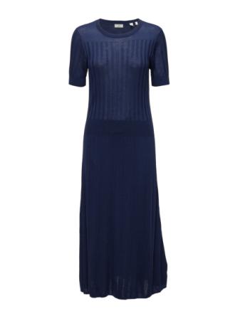 G1. Knitted Rib Dress