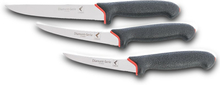 Proffesionella knivar i 3-Pack