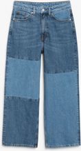 Mozik block jeans - Blue