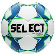 Select Jalkapallo Solo Soft Indoor - Valkoinen/Sininen/Vihreä