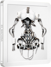 Ex_Machina - Zavvi Exclusive Limited Edition Steelbook (Includes UltraViolet Copy. Limited to 2000 Copies)