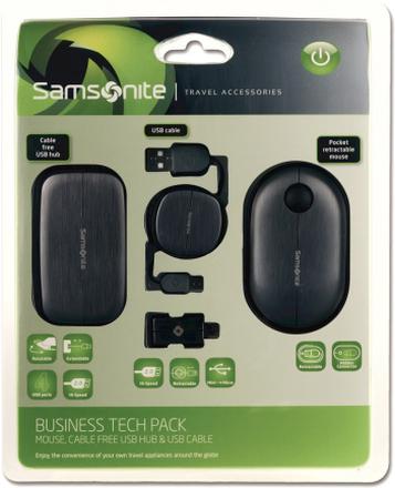 Samsonite Resetillbehör - USB + Mus-kit