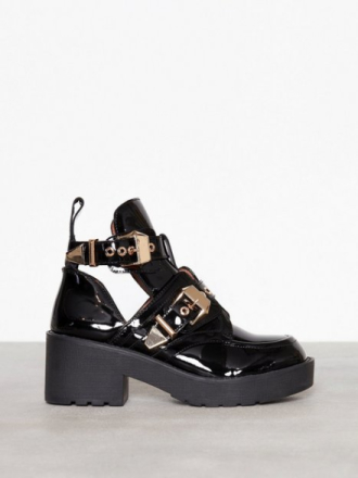 Heel - Black Jeffrey Campbell Coltrane