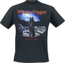 Grave Digger - The Grave Digger -T-skjorte - svart