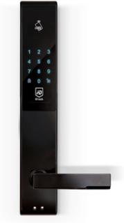 ID Lock 150 Elektronisk Dørlås Sort