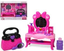 Sæt til Børnefrisør Dream Dresser Pink 111446