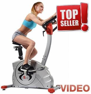 Motionscykel ET6 - * Bedst i test *