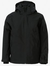 Jr Maroon Ski Jacket