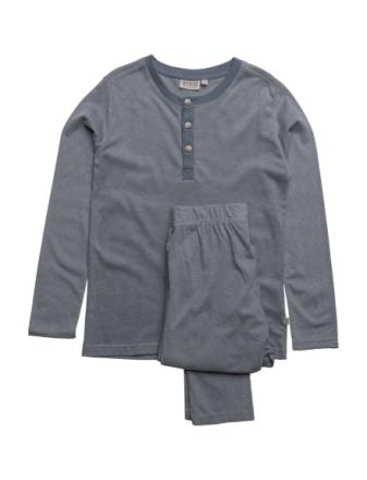 Boy Pajamas Rib Ls - Boozt