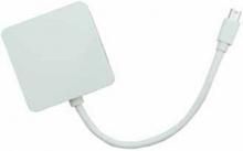 3 in 1 Thunderbolt Port Till Dsiplayport DVI HDMI Adapter