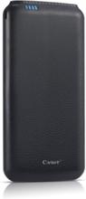 Powerbank CAGER 20000mAh extremt kraftfull Dual USB Svart