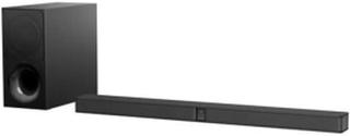 Soundbar Sony HTCT290 Bluetooth HDMI USB Dolby Digital 300W Svart