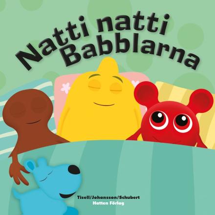 BabblarnaBabblarna Pakke med bok og godnattleke