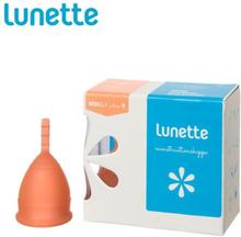 Lunette Menstruationstasse - Modell 1 (25ml) - Orange