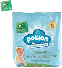 TotsBots - Potion - ökologisches Waschpulver - 750g - Natural (Parfümfrei)
