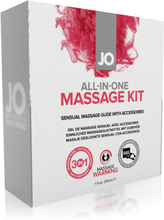 System JO - All-In-One Massage Gift Set