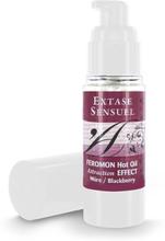Extase Sensuel - Feromon Hot Oil Blackberry
