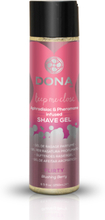 Dona - Shave Gel Blushing Berry 250 ml