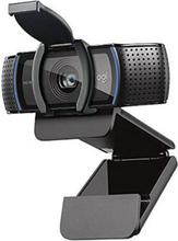 Webcam Logitech C920s PRO 1080 px Full HD 30 fps Sort
