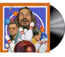 Mondo The Big Lebowski - Original-Soundtrack zum Spielfilm LP