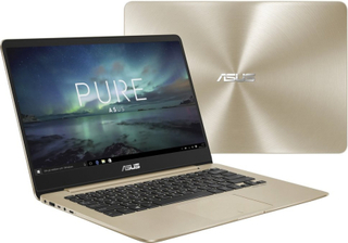 ASUS ZenBook UX430 PURE - i5 8GB 256GB Limited Edition