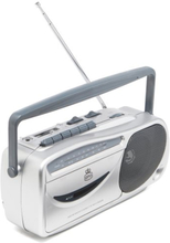 GPO 9401 kassettbandspelare m/FM radio