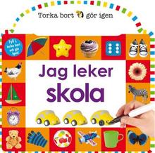 Torka Bort & Gör Igen - Jag Leker Skola