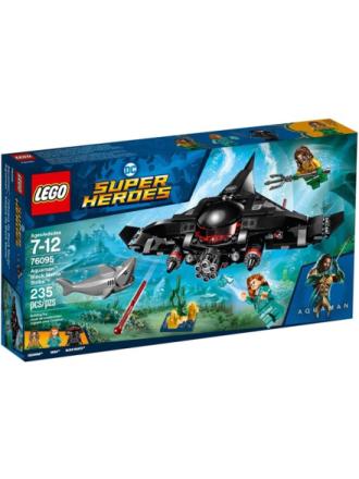 DC Comics Super Heroes 76095 Aquaman™: Black Mantas angreb - Proshop