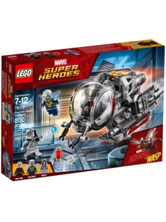 Marvel Super Heroes 76109 Kvantedimensionens eventyrere - Proshop